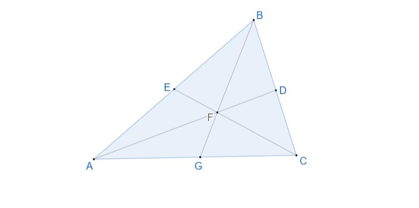 Теорема Чевы, Менелая и метод масс. 1 подготовка к ОГЭ, ЕГЭ и олимпиадам по математике