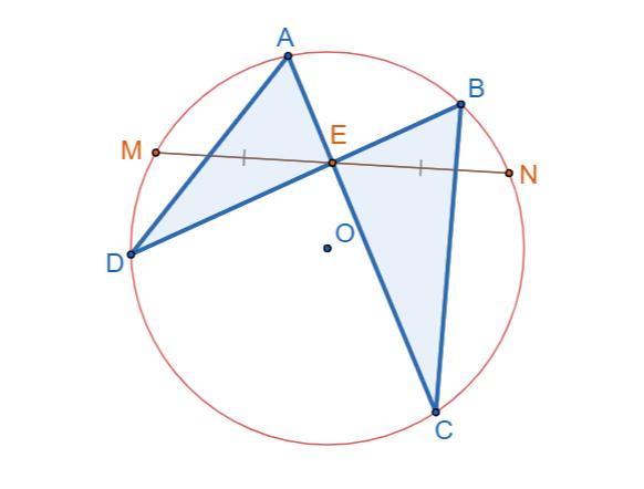 Теорема о бабочке. 7
