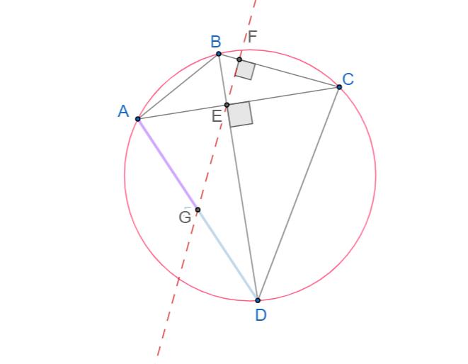Теорема Брахмагупты. 1 подготовка к ОГЭ, ЕГЭ и олимпиадам по математике