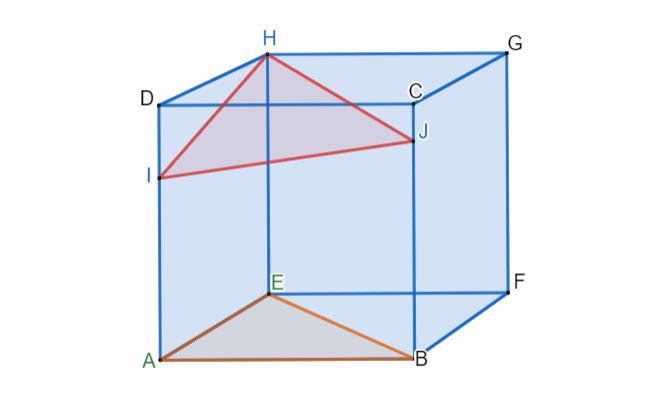 Площадь проекции плоской фигуры. 1 подготовка к ОГЭ, ЕГЭ и олимпиадам по математике