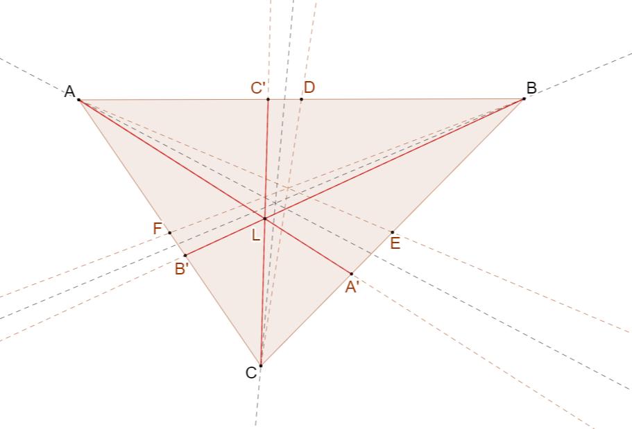 Точка Лемуана треугольника. 1 подготовка к ОГЭ, ЕГЭ и олимпиадам по математике