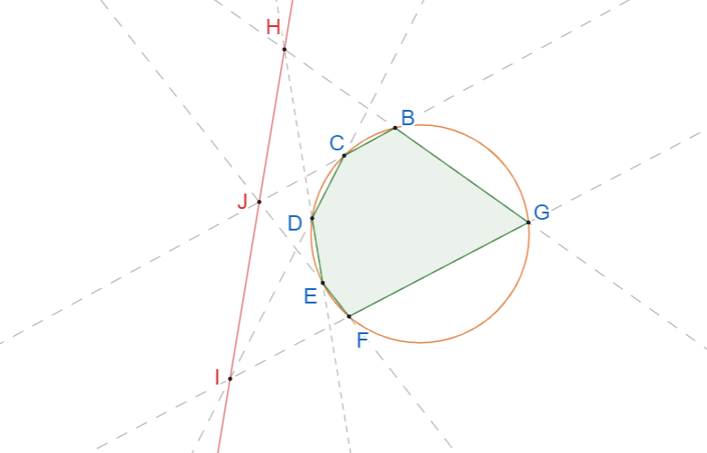 Теорема Паскаля. 1 подготовка к ОГЭ, ЕГЭ и олимпиадам по математике